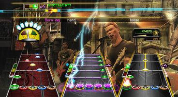 Guitar Hero Metallica Demo Appears on Xbox Live