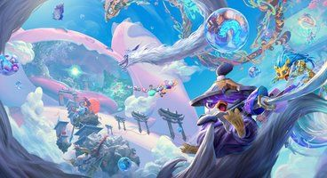 Teamfight Tactics Patch Notes 10.20 - Release Date, Mage Changes