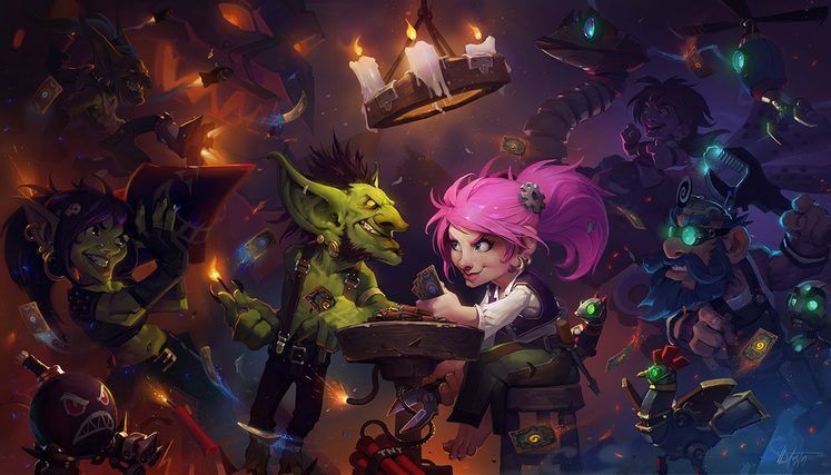 Hearthstone Patch Notes 18.2 - The Forbidden Library Event and Book of Heroes