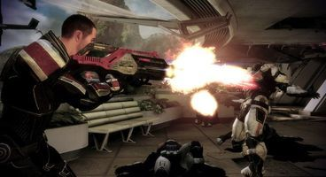 E3 2011: Bioware confirms Kinect support for Mass Effect 3