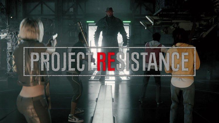 Resident Evil Project Resistance Gets First Gameplay Footage