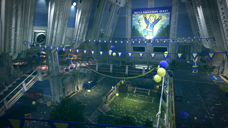 Fallout 76 Revealed, but what is it?