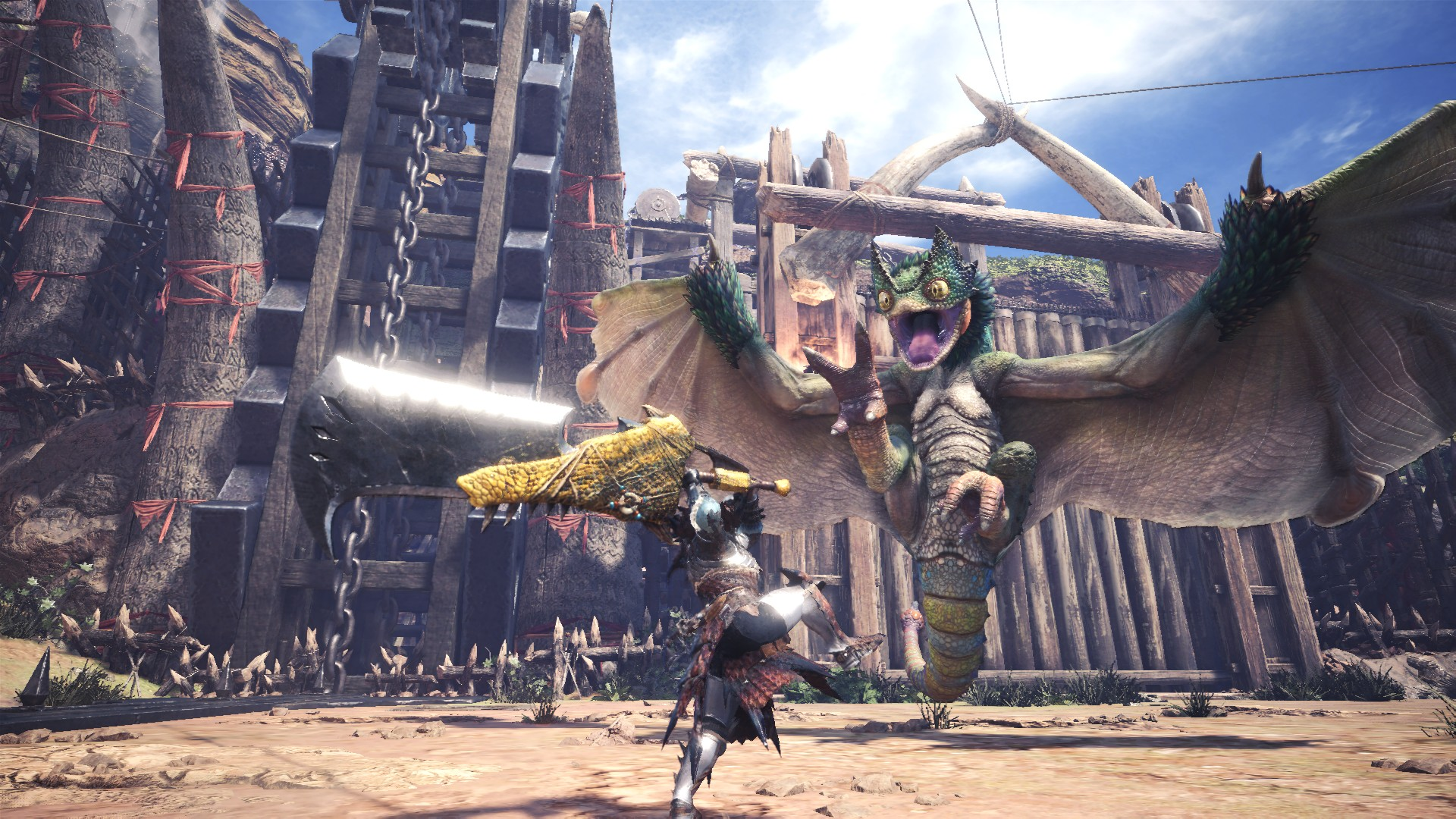 Monster Hunter World Hunt Guide How To Kill Rathalos Gamewatcher