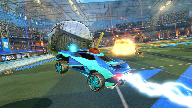 Rocket League Patch Notes V1.61 - Players in Belgium can no longer open Crates