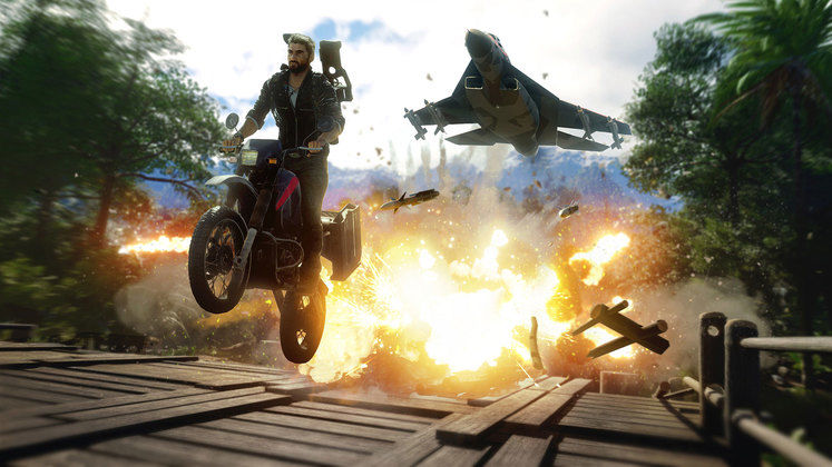 Just Cause 4 Patch Notes Update - JC3 Rico Skin and 4K Rendering Solution