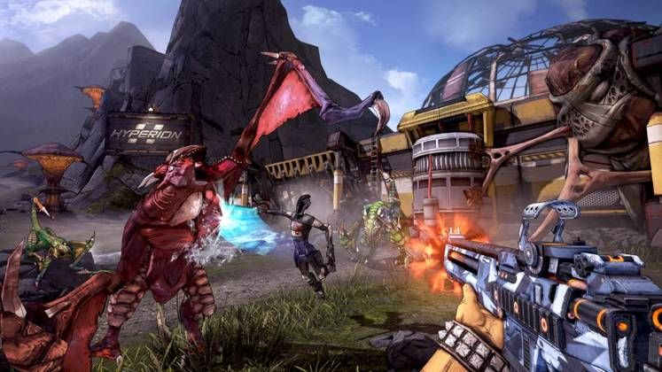 Valve Fixes Review Bombing, Starting With Borderlands 2
