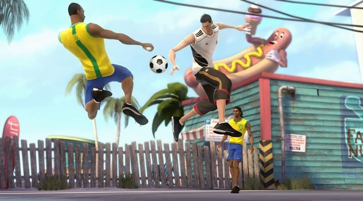 FIFA Street 3 review