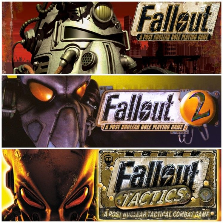 Original Fallout games back on Steam after lengthy legal wrangling
