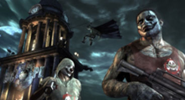 Nvidia 3D vision and PhysX supported in Batman: Arkham City