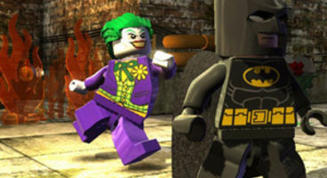 Fifth week of LEGO Batman 2 leading UK chart