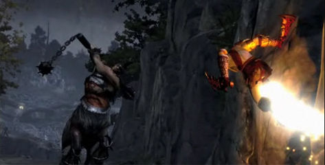 First details begin to bleed from early US 'God of War III' previews