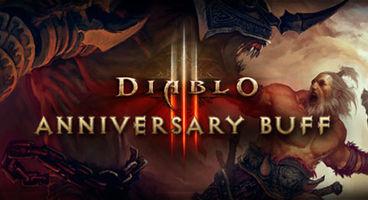 Blizzard celebrate Diablo III anniversary with Magic Find and XP buffs