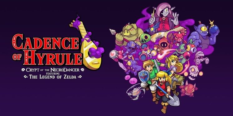 Cadence of Hyrule Lost Woods Puzzle Guide