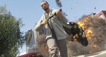 Grand Theft Auto Online launching later today