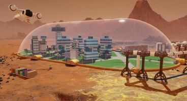 'Da Vinci' Update Released For Surviving Mars, 'Sagan' Coming Soon