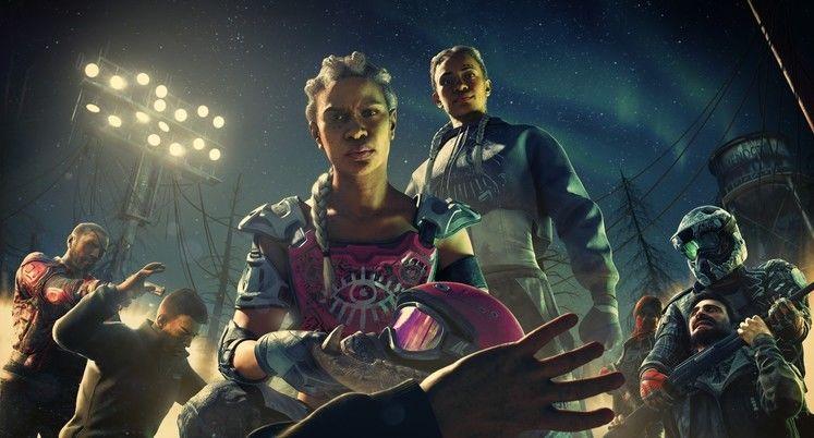 Far Cry New Dawn Adding Weapon Rarities, Health Bars