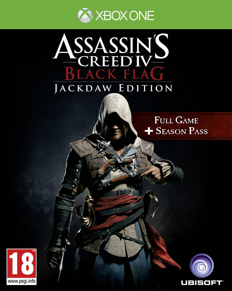Ubisoft announce Assassin's Creed IV: Black Flag GOTY edition, out March 28th