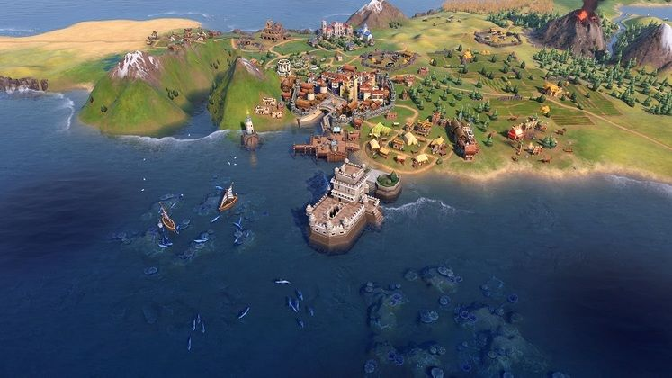 Portugal Bets on Trade and Naval Exploration In Civilization 6