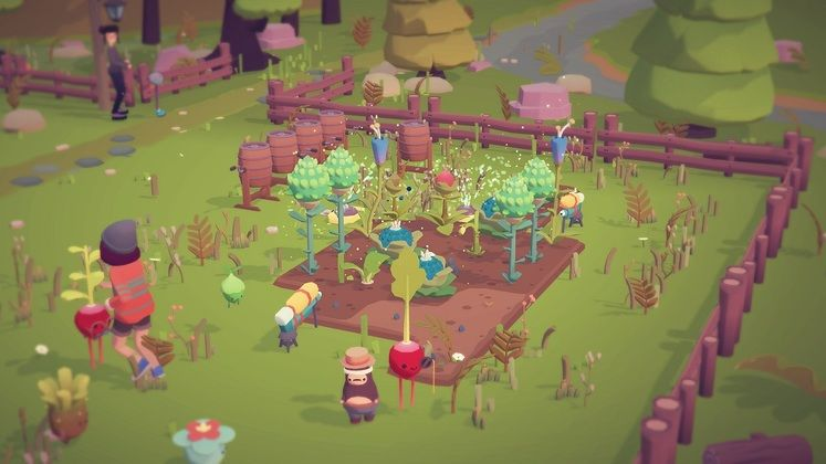 Cute Creature Collection Game Ooblets Is the Newest Epic Games Store Exclusive
