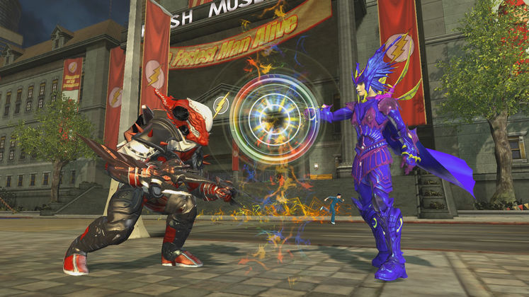 8th DC Universe Online update adds crafting tools