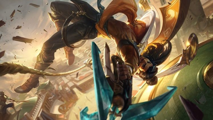 League of Legends Patch 11.15 - Release Date, Akshan, the Rogue Sentinel, Ruined Skins, and More