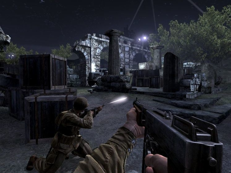 Medal of Honor: Airborne 1.3 Patch released