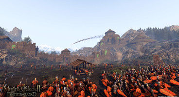 Mount and Blade 2 isn't out, and there's already a Tolkien mod in the works