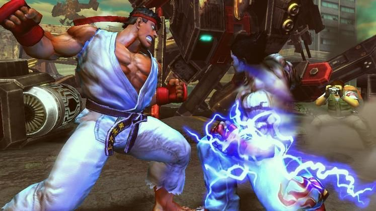 1.08 update coming to PC version of Street Fighter X Tekken on 22nd April