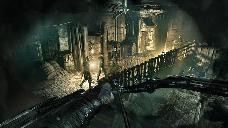 New Thief screenshots released
