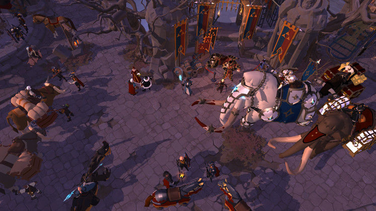 Albion Online Oberon Midseason Patch Notes Revealed