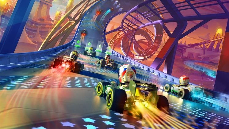 Codemasters reveals F1 Race Stars, coming to multiple platforms in November 2012