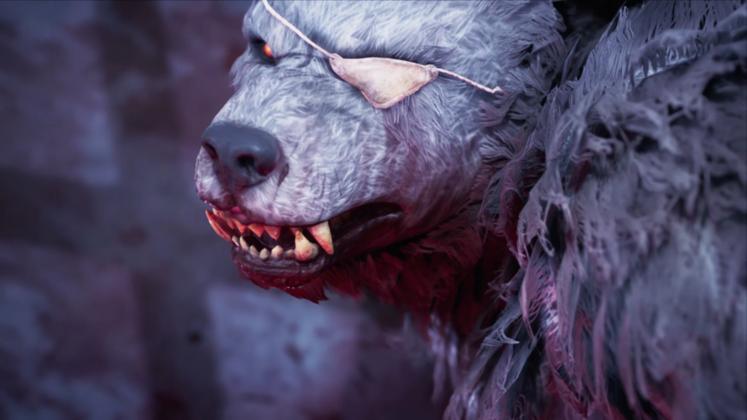 Tarantino meets Werewolves