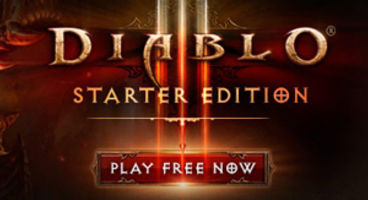 Blizzard's Diablo 3 Starter Edition now available to all