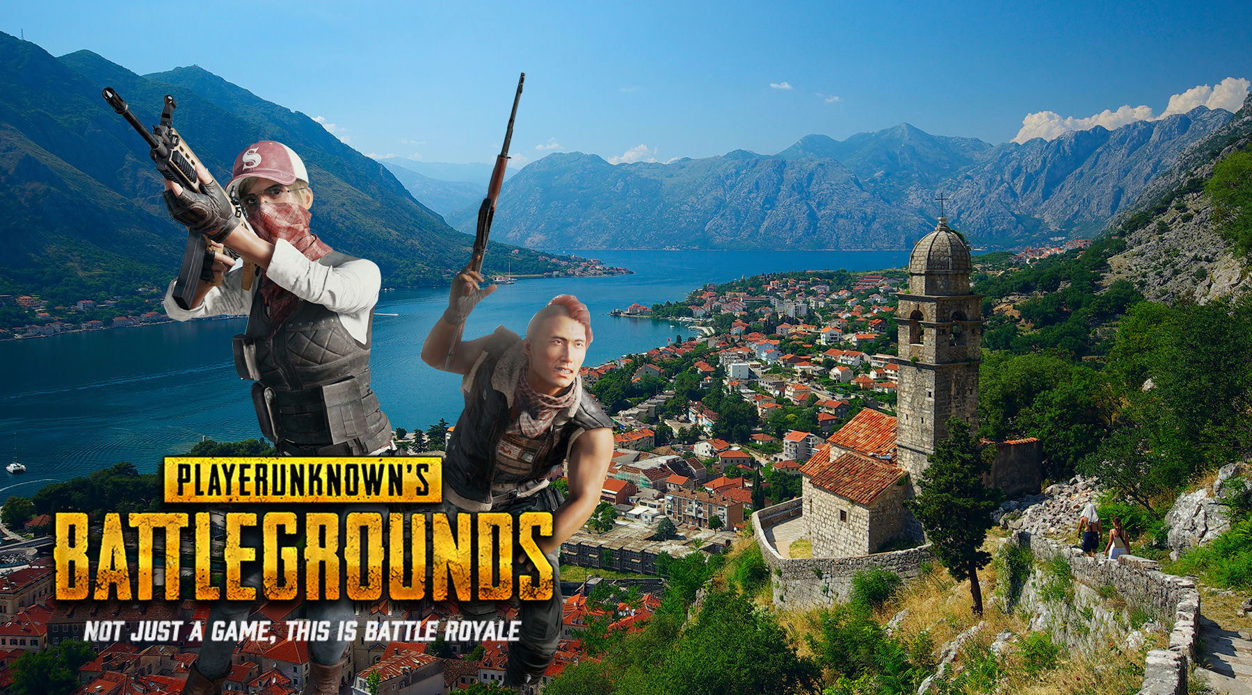 Playerunknown S Battlegrounds Newest Map: The Third PlayerUnknown's Battlegrounds Map Will Be Set In