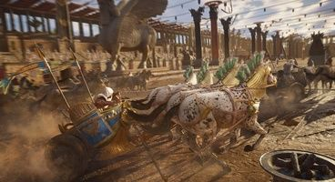 Assassin's Creed Origins Main Character AmA Today