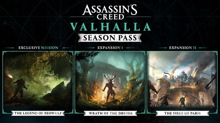 Ubisoft Details Assassin's Creed Valhalla Season Pass and Post-Launch Plans