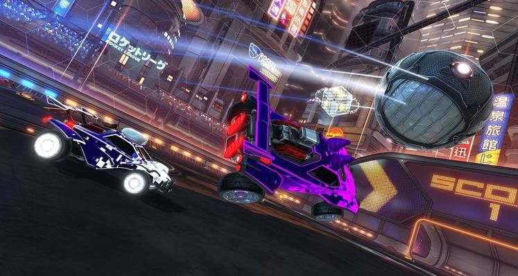 Even Rocket League Will Join In With The Halloween Festivities - Rocket League: Haunted Hallows Starts Today