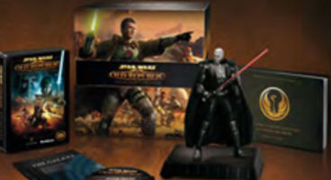 Promo artwork spills Star Wars: The Old Republic CE goodies?