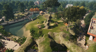 Planet Zoo Steam Release Confirmed for Autumn 2019