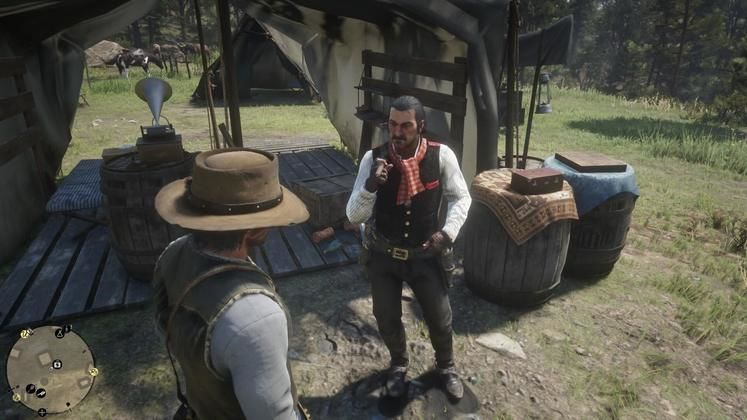 This Red Dead Redemption 2 Mod Lets You Play as John Marston