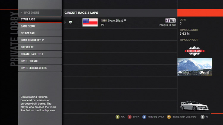 Forza 4 patch fixes multiplayer lobby memory leak, bumps level cap