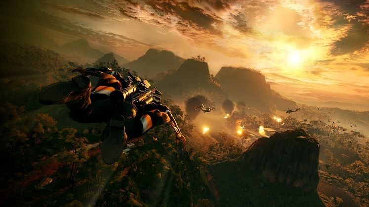 Just Cause 4 DLC Content - Where to find DLC items and how to unlock it