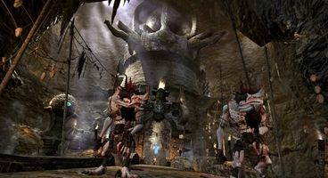 Age of Conan gets new Coils of Uba Kan dungeon