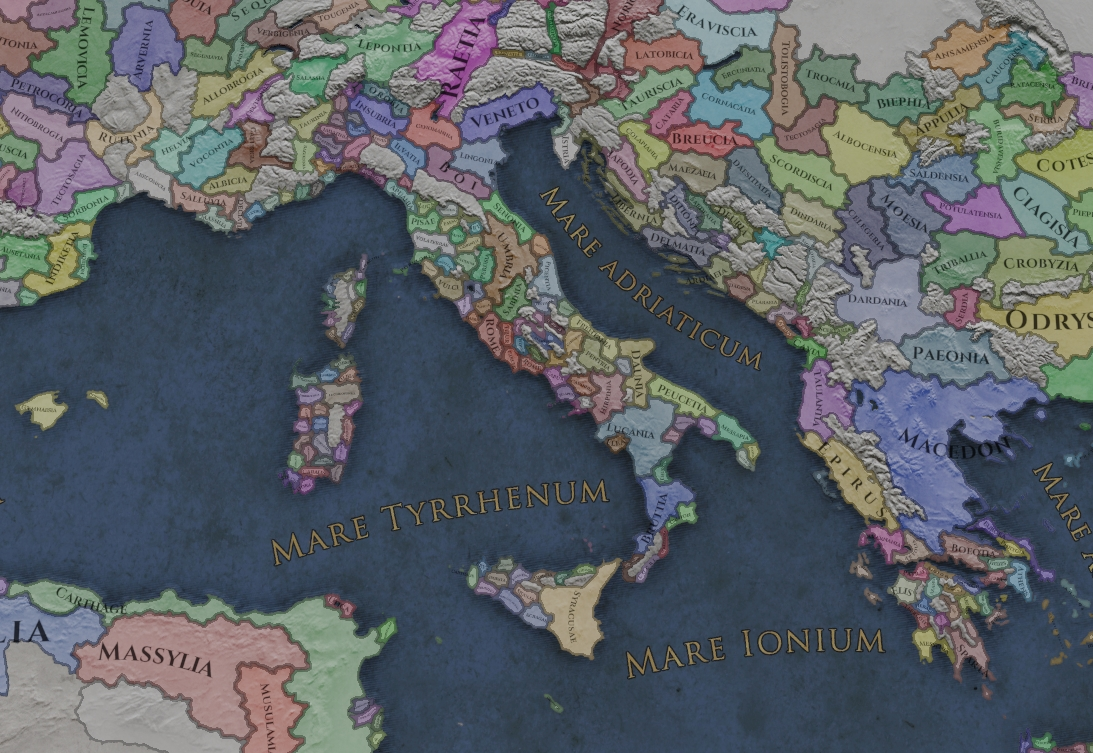 Imperator: Rome Mods Overview - No Fog, Longer Sessions