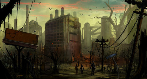 Interplay gains ground against Bethesda, teases with concept art