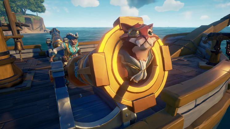Sea of Thieves Emissary Ledger Rewards - How to Claim