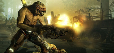 Sony reveal Resistance 2 DLC on the way - modes, maps and skins