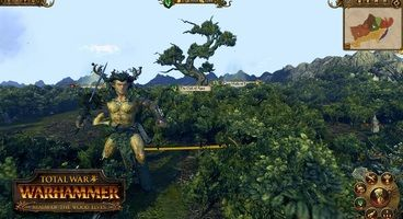 Total War: Warhammer 2's Wood Elves Lord Pack DLC Coming in December