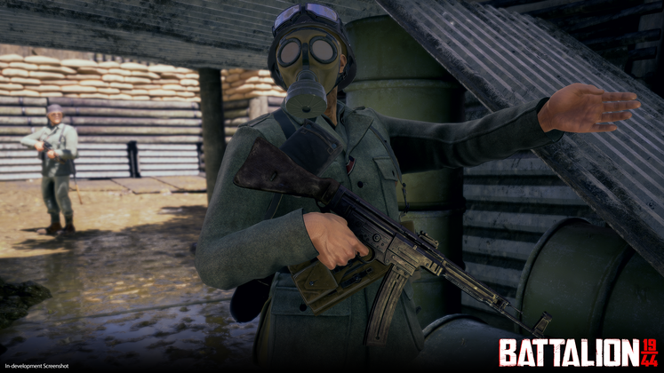 WW2 FPS Battalion 1944 Takes Aim At Classic Shooters <UPDATE: Director Confirms To Us, Battalion Will Have Loot Crates>