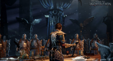 Bioware reveals romance options for Dragon Age: Inquisition